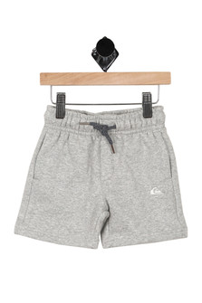 Track Shorts (Big Kid)