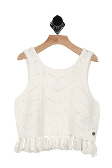 Set Them Free Crochet Top (Big Kid)