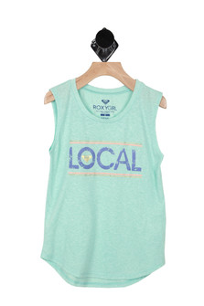 Live Local Muscle Tee (Big Kid)