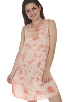 Tie Dye Night Dress