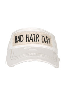 Bad Hair Day Visor