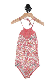 Seaside Onepiece Swimsuit (Big Kid)