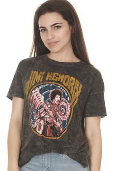 Jimi Hendrix Acid Wash Tee