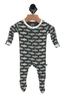 Prints Footie Onesie (Infant)