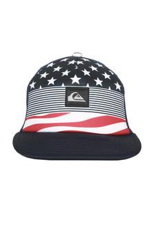Americana Trucker Hat (Big Kids)