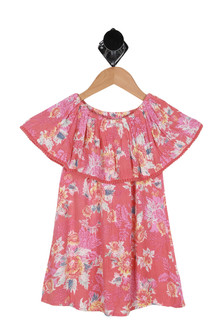 Cabana Ana Off The Shoulder Dress (Little/Big Kid)