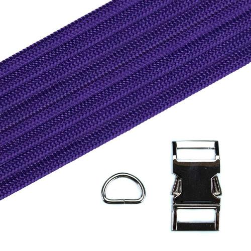 Dog Collar Kit - Acid Purple