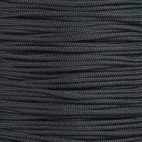 Black 425 Paracord (3-Strand) - Spools
