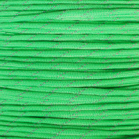 Reflective Neon Green 550 Paracord (7-Strand) - Spools