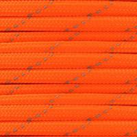 Reflective Neon Orange 550 Paracord (7-Strand) - Spools