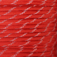 Imperial Red Glow in the Dark 550 Paracord - Spools