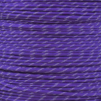 Purple Glow in the Dark 550 Paracord - Spools
