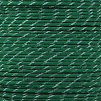 Kelly Green Glow in the Dark 550 Paracord - Spools