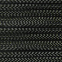 Olive Drab 550 Outdoor Cord with Jute Twine - Spools