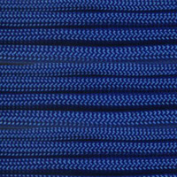 Royal Blue 550 Outdoor Cord with Jute Twine & Fishing Line - Spools