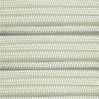 White 550 Outdoor Cord with Jute Twine & Fishing Line - Spools