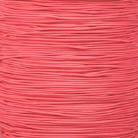 "Neon Pink 1/32"" Elastic Cord - Spools"