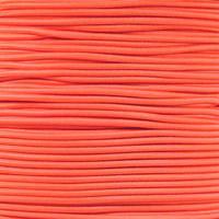 "Neon Orange 1/8"" Shock Cord - Spools"