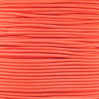 "Neon Orange 1/8"" Shock Cord - Spools"