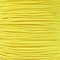 "Neon Yellow 1/8"" Shock Cord - Spools"