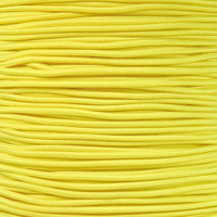 "Neon Yellow 1/8"" Shock Cord - Spools"