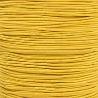 2.5mm Shock Cord Spools - Yellow