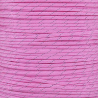 Rose Pink 550 Paracord (7-Strand) - Spools