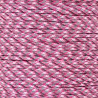 Basic Pink Camo 550 Paracord