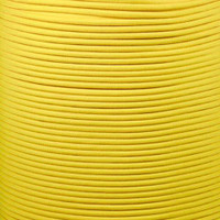 Neon Yellow 550  7-Strand Commercial Grade Paracord