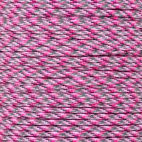 Pretty in Pink Camo 550 Paracord