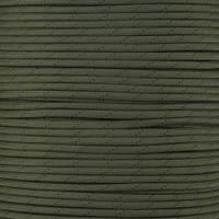 OD w/ BL Flecks 550  7-Strand Commercial Grade Paracord