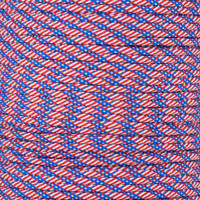 Stars & Stripes 550  7-Strand Commercial Grade Paracord