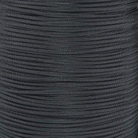 Black 550  7-Strand Commercial Grade Paracord