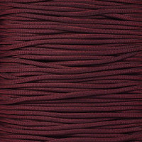 Burgundy 550  7-Strand Commercial Grade Paracord