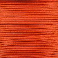 INT'L Orange 550  7-Strand Commercial Grade Paracord