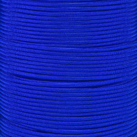 Electric Blue 550  7-Strand Commercial Grade Paracord