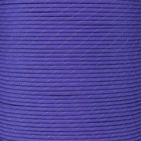 Purple 550 Paracord with Reflective Tracers