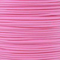 Rose Pink 550  7-Strand Commercial Grade Paracord