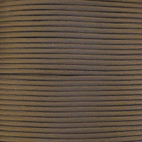 New Brown 550  7-Strand Commercial Grade Paracord