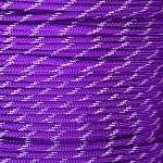 Glow in the Dark Acid Purple 550  7-Strand Paracord
