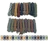 Paracord & Buckles Combo Kit - Scouting