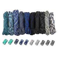 Paracord & Buckles Combo Kit - Winter