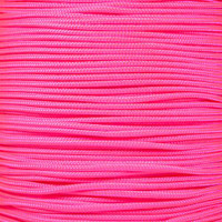 Neon Pink 425 3-Strand Commercial Grade Paracord
