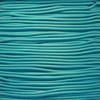 "Turquoise Bungee Shock Stretch Cord 1/8"" Diameter"