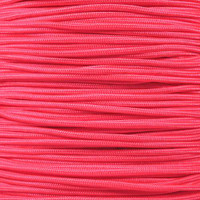 Neon Pink 275 5-Strand Tactical Cord