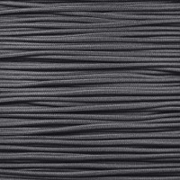 750 Cord - 750 lb. Test, 100' 11 Strand Inner Core - Charcoal gray