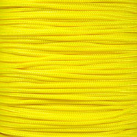 Neon Yellow 325 3-Strand Commercial Grade Paracord