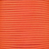 Neon Orange 325 3-Strand Commercial Grade Paracord