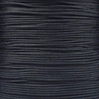 Black 95 1-Strand Commercial Grade Paracord