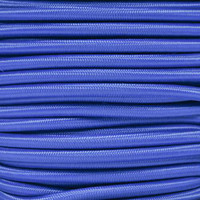 "Royal Blue Bungee Shock Stretch Cord 1/4"" Diameter"